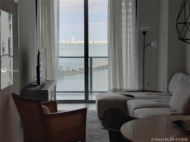 501 NE 31st St #2305, Miami, FL 33137 (MLS #A10985048) :: The Teri Arbogast Team at Keller Williams Partners SW