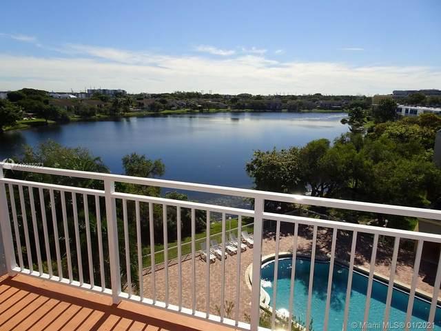 9375 NW Fontainebleau Blvd. L-430, Miami, FL 33172 (MLS #A10985073) :: Castelli Real Estate Services