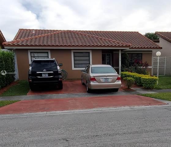 14458 SW 96th Ter, Miami, FL 33186 (MLS #A10985080) :: Albert Garcia Team