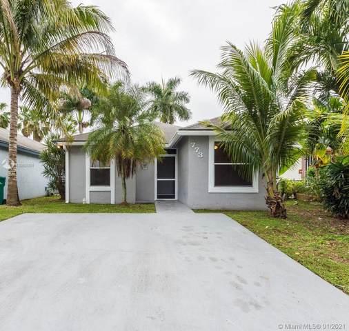 773 SW 10th St, Florida City, FL 33034 (MLS #A10985094) :: Dalton Wade Real Estate Group