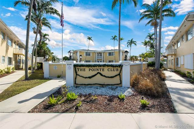 5840 NE 22nd Way #702, Fort Lauderdale, FL 33308 (MLS #A10985130) :: Jo-Ann Forster Team
