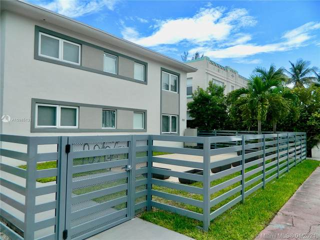 1035 Euclid Ave #23, Miami Beach, FL 33139 (MLS #A10985131) :: Search Broward Real Estate Team