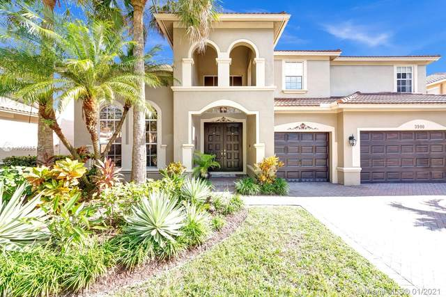 3900 E Hibiscus St, Weston, FL 33332 (MLS #A10985154) :: Berkshire Hathaway HomeServices EWM Realty