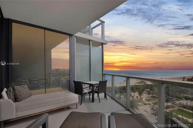 2201 Collins Ave #1204, Miami Beach, FL 33139 (MLS #A10985166) :: Castelli Real Estate Services