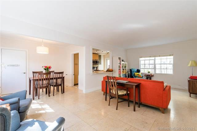 932 15th St #4, Miami Beach, FL 33139 (MLS #A10985251) :: The Teri Arbogast Team at Keller Williams Partners SW