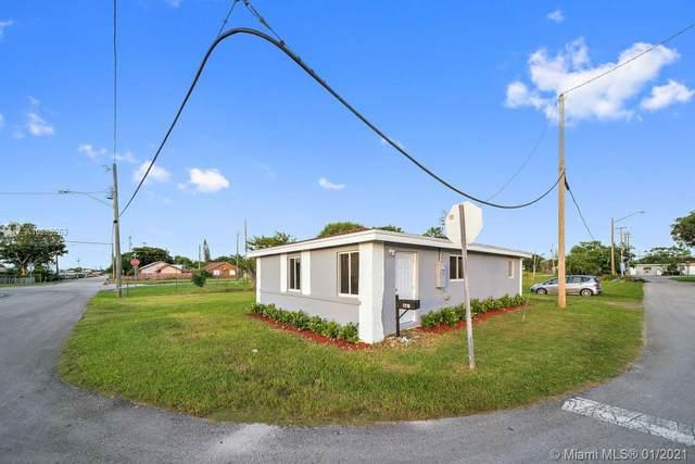 445 SW 6th Ct, Homestead, FL 33030 (MLS #A10985263) :: Rivas Vargas Group