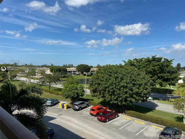 427 Wellington G #427, West Palm Beach, FL 33417 (MLS #A10985286) :: KBiscayne Realty