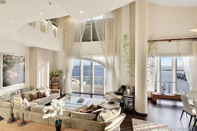 848 Brickell Key Dr #4603, Miami, FL 33131 (MLS #A10985290) :: ONE | Sotheby's International Realty