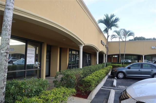 9110 Griffin Rd #2, Cooper City, FL 33328 (MLS #A10985307) :: Equity Advisor Team