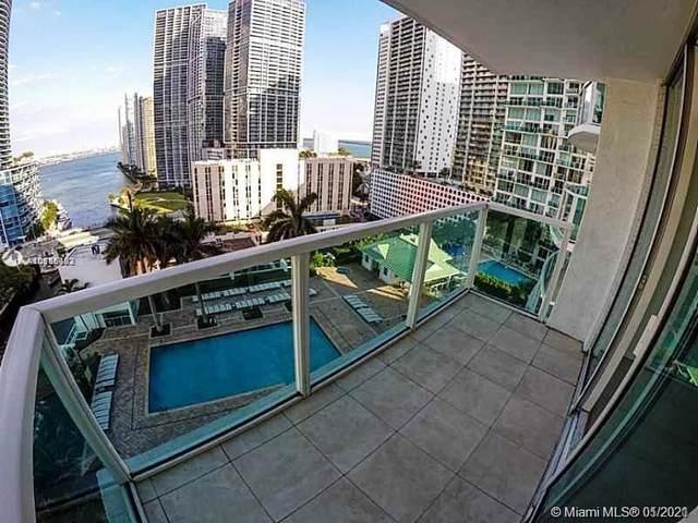 31 SE 5 ST #1904, Miami, FL 33131 (MLS #A10985323) :: Green Realty Properties
