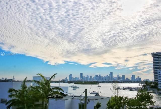1450 Lincoln Road #506, Miami Beach, FL 33139 (MLS #A10985376) :: Douglas Elliman
