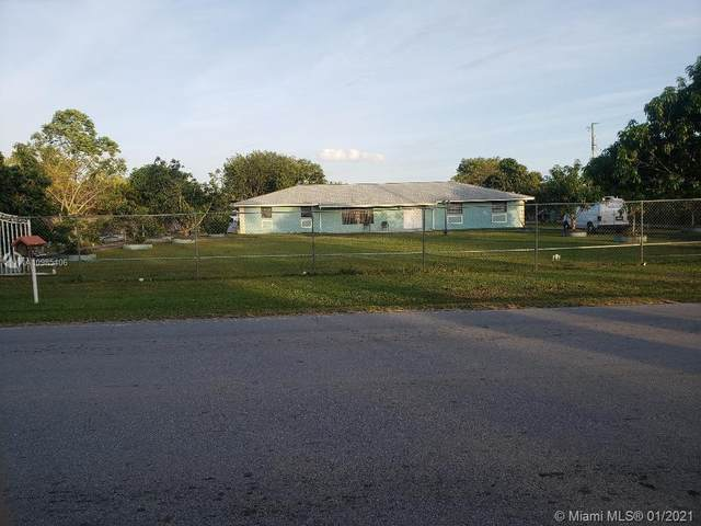 30255 SW 197th Ave, Homestead, FL 33030 (MLS #A10985406) :: Berkshire Hathaway HomeServices EWM Realty