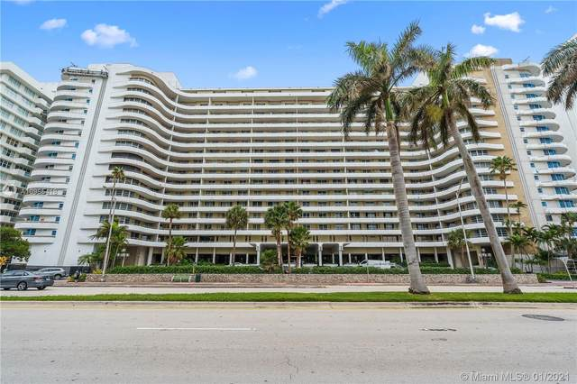 5555 Collins Ave 15Z, Miami Beach, FL 33140 (MLS #A10985418) :: Prestige Realty Group