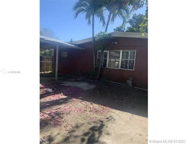 821 SW 2nd St, Florida City, FL 33034 (MLS #A10985465) :: Rivas Vargas Group