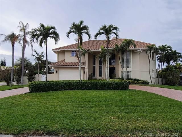 3100 Jasmine Dr, Delray Beach, FL 33483 (MLS #A10985497) :: The Howland Group