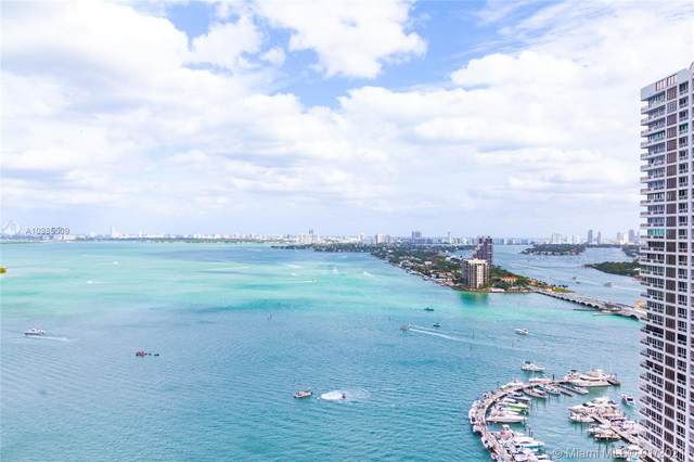 1750 N Bayshore Dr #2802, Miami, FL 33132 (MLS #A10985509) :: Search Broward Real Estate Team