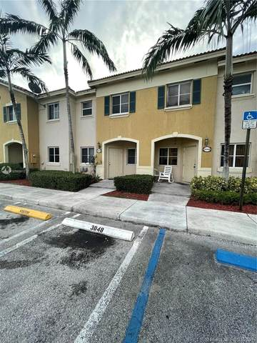 3054 SE 15th Ave #3054, Homestead, FL 33035 (MLS #A10985512) :: The Riley Smith Group