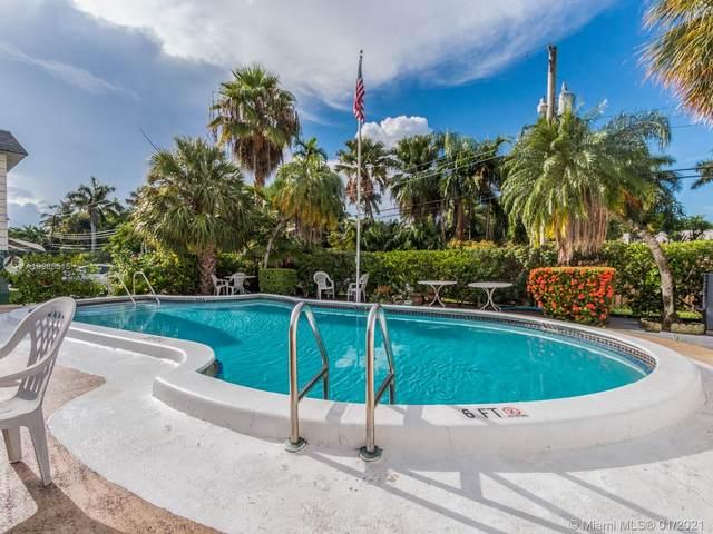 1520 Mckinley St 211E, Hollywood, FL 33020 (MLS #A10985515) :: Dalton Wade Real Estate Group