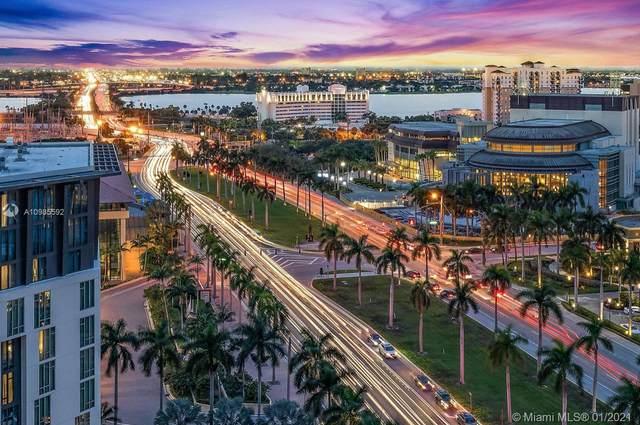 550 Okeechobee Blvd Uph-04, West Palm Beach, FL 33401 (MLS #A10985592) :: Green Realty Properties