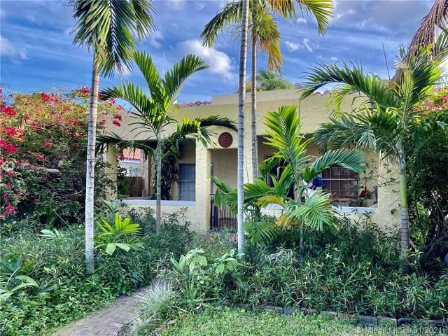 1612 Adams St, Hollywood, FL 33020 (MLS #A10985597) :: Albert Garcia Team
