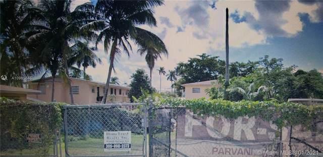 1942 NW 30th St, Miami, FL 33142 (MLS #A10985645) :: Berkshire Hathaway HomeServices EWM Realty