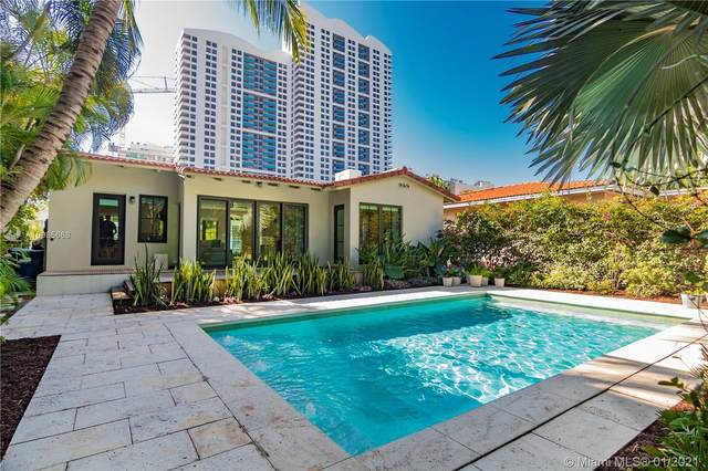 1311 14th Ter, Miami Beach, FL 33139 (MLS #A10985668) :: The Jack Coden Group