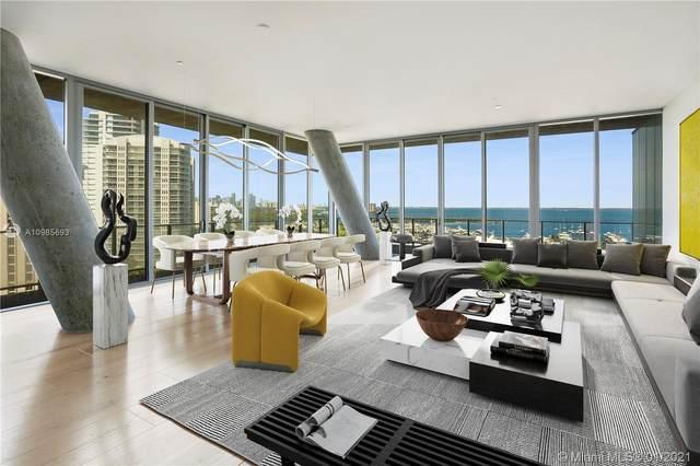 2675 S Bayshore Dr 1001S, Miami, FL 33133 (MLS #A10985693) :: Berkshire Hathaway HomeServices EWM Realty