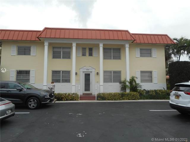 1060 92nd St #5, Bay Harbor Islands, FL 33154 (MLS #A10985713) :: Search Broward Real Estate Team