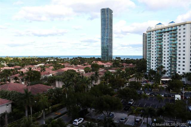 19380 Collins Ave #818, Sunny Isles Beach, FL 33160 (MLS #A10985740) :: The Pearl Realty Group