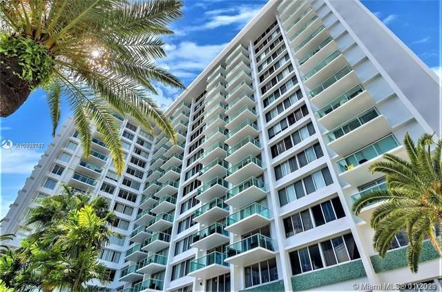1000 West #923, Miami Beach, FL 33139 (MLS #A10985782) :: Castelli Real Estate Services