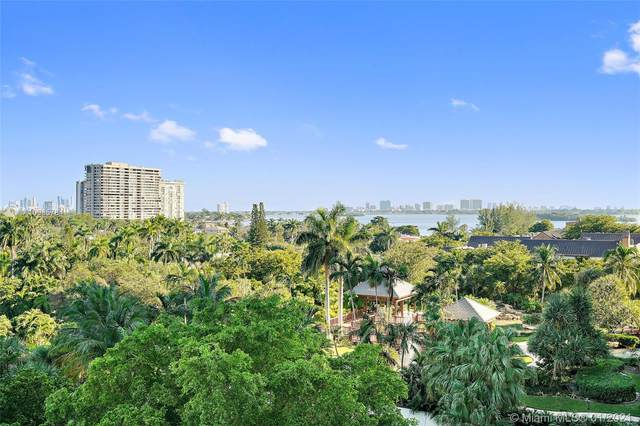 1000 Quayside Ter #1403, Miami, FL 33138 (MLS #A10985784) :: Castelli Real Estate Services