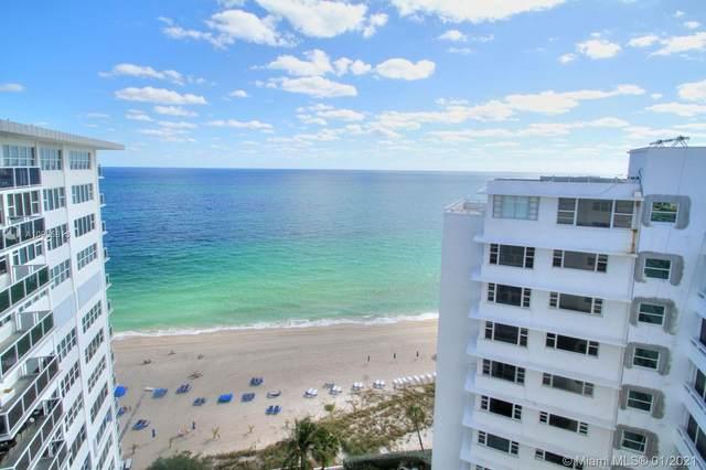 3700 Galt Ocean Dr #1710, Fort Lauderdale, FL 33308 (MLS #A10985813) :: Douglas Elliman