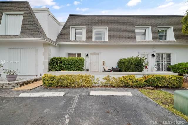945 NE 26th Ave #945, Hallandale Beach, FL 33009 (MLS #A10985825) :: Douglas Elliman