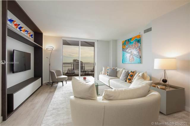 701 Brickell Key Blvd #2411, Miami, FL 33131 (MLS #A10985840) :: Green Realty Properties