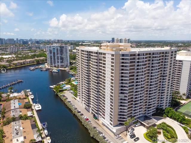 2500 Parkview Dr, Hallandale Beach, FL 33009 (MLS #A10985892) :: Albert Garcia Team