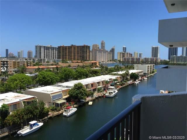 3703 NE 166 ST #802, North Miami Beach, FL 33160 (MLS #A10985922) :: Patty Accorto Team