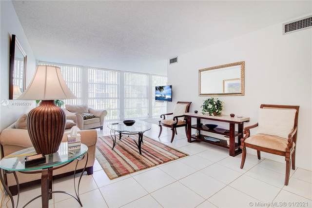 801 Three Islands Blvd #204, Hallandale Beach, FL 33009 (MLS #A10985939) :: Search Broward Real Estate Team