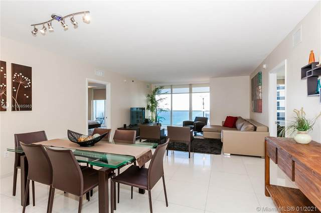 1830 S Ocean Dr #3204, Hallandale Beach, FL 33009 (MLS #A10985963) :: Green Realty Properties