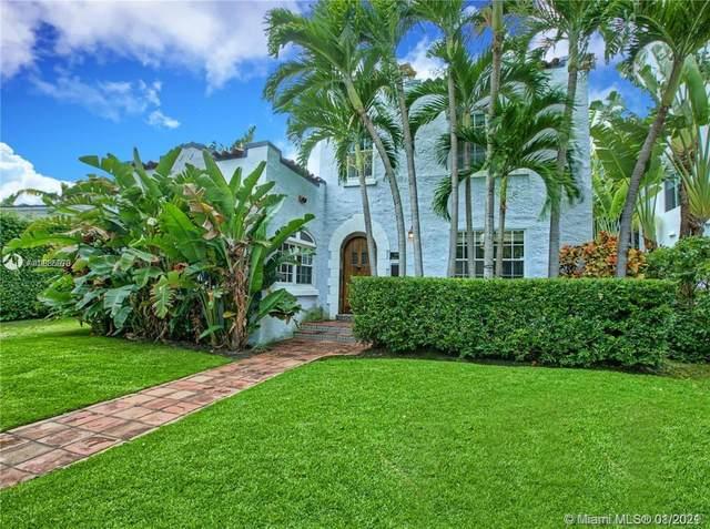 3454 Sheridan Ave, Miami Beach, FL 33140 (#A10985978) :: Dalton Wade