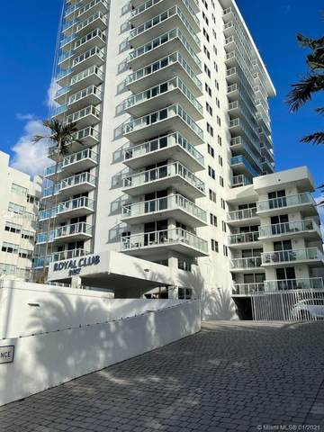 2457 Collins Ave #1003, Miami Beach, FL 33140 (MLS #A10985991) :: Team Citron
