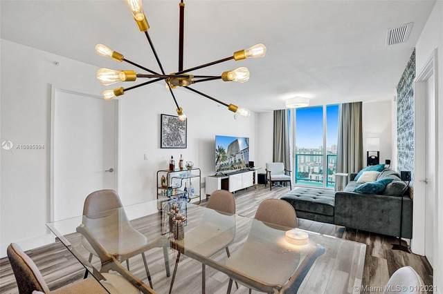 300 Sunny Isles Blvd #2503, Sunny Isles Beach, FL 33160 (MLS #A10985994) :: Search Broward Real Estate Team