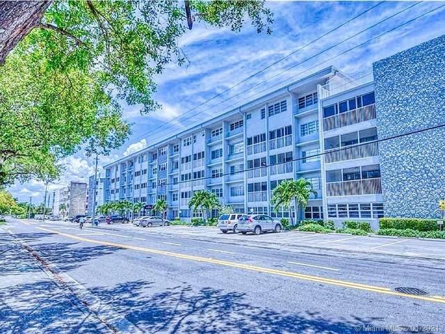 329 SE 3rd St 403R, Hallandale Beach, FL 33009 (MLS #A10986024) :: Patty Accorto Team
