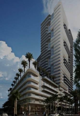 121 NE 34th St #3003, Miami, FL 33137 (MLS #A10986074) :: ONE Sotheby's International Realty