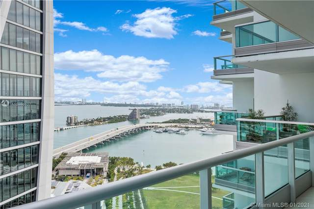 900 Biscayne Blvd #4312, Miami, FL 33132 (MLS #A10986107) :: Podium Realty Group Inc