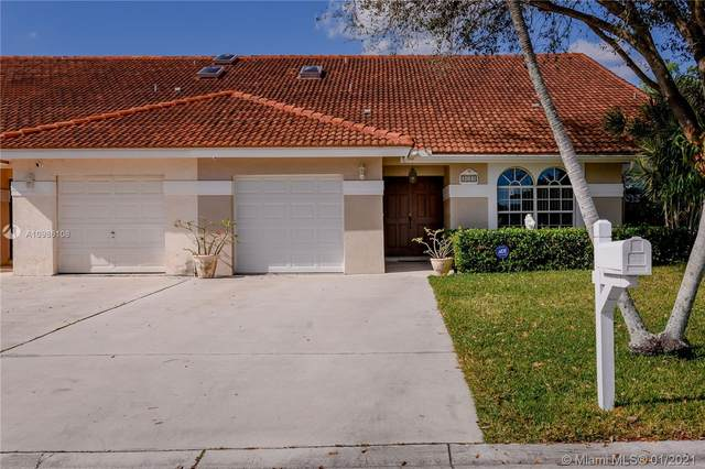 3030 NW 91st Ave, Coral Springs, FL 33065 (MLS #A10986108) :: THE BANNON GROUP at RE/MAX CONSULTANTS REALTY I