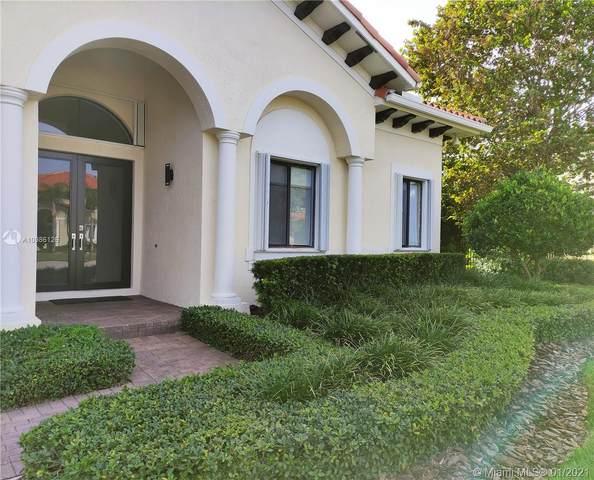 7418 SW 189th Ter, Cutler Bay, FL 33157 (MLS #A10986126) :: Berkshire Hathaway HomeServices EWM Realty