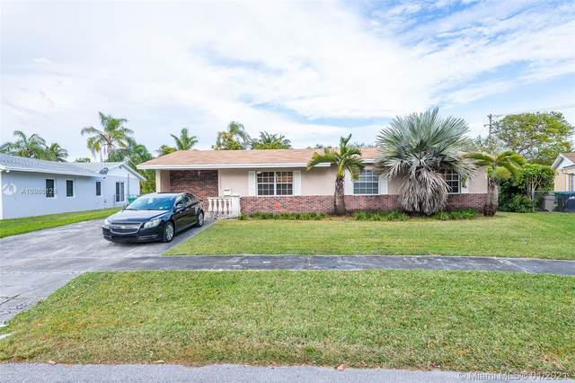 18625 SW 90th Ave, Cutler Bay, FL 33157 (MLS #A10986128) :: Green Realty Properties