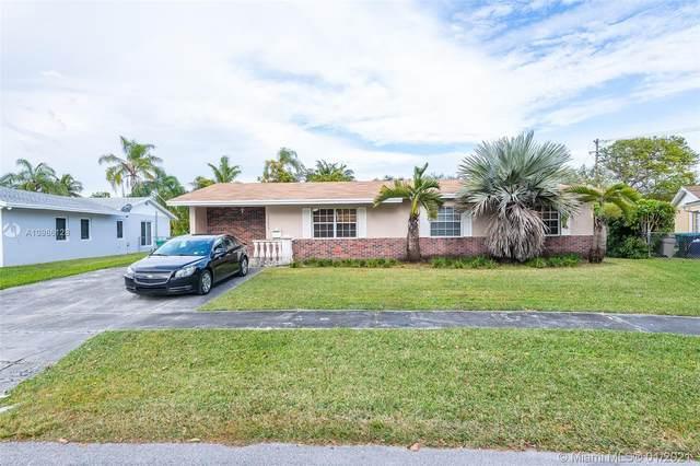 18625 SW 90th Ave, Cutler Bay, FL 33157 (MLS #A10986128) :: Albert Garcia Team
