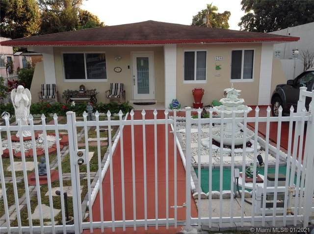 438 NW 121st St, North Miami, FL 33168 (MLS #A10986145) :: Laurie Finkelstein Reader Team