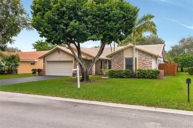 462 NW 113TH TERR, Coral Springs, FL 33071 (MLS #A10986191) :: Green Realty Properties